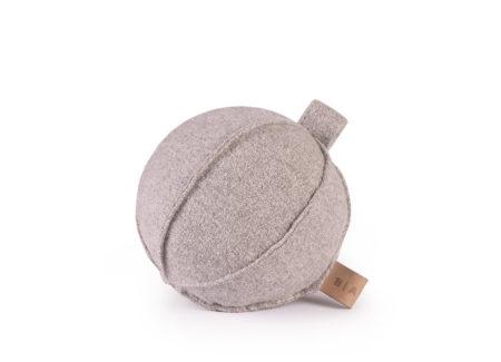 Piłka NATURE Light Grey