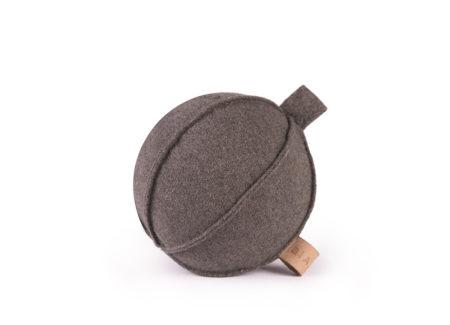 Piłka NATURE Dark Grey