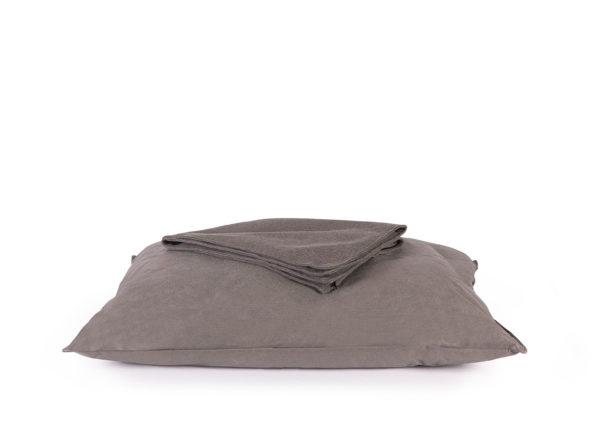 Poducha do sofy NATURE Dark Grey