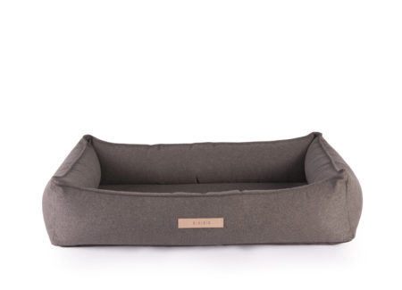 Sofa z wkładem ortopedycznym NATURE Dark Grey
